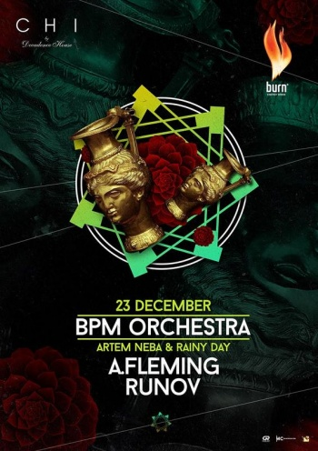 «BPM Orchestra» в «CHI by Decadence House»