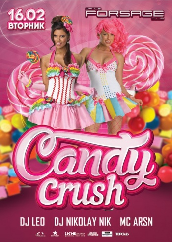 «Candy Crash» в «Forsage»