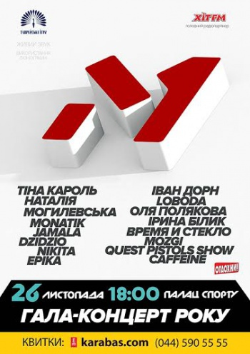 «M1 Music Awards» в «Дворце Спорта»