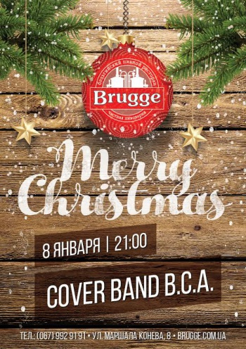 «Merry Christmas Party vol.1» в «Brugge»