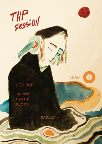 «THP Session. Le Loup» в арт-клубе «Closer»