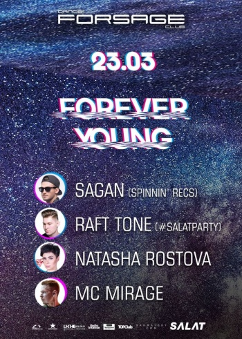 Forever Young в «Forsage»