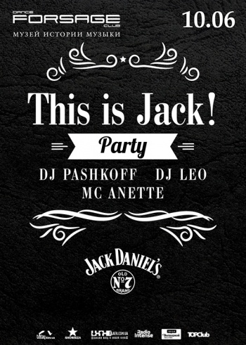 «This is Jack» в «Forsage»