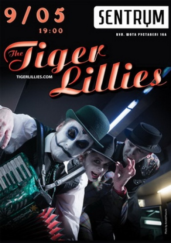 The Tiger Lillies в Sentrum