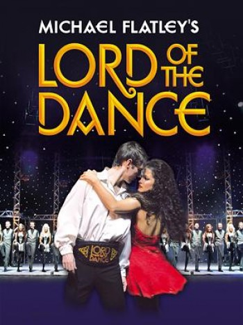 Lord of the Dance во Дворце Украина