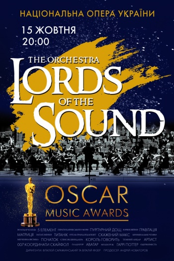 Oscar Music Awards – Lords of the Sound