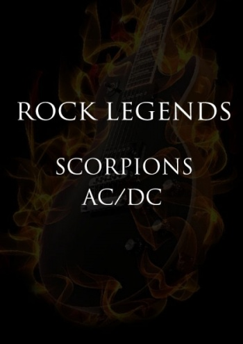 Rock legends: Scorpions, AC/DC