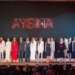 Показ бренда AYSINA F/W `16-17 в рамках Ukrainian Fashion Week