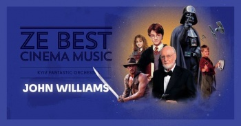 Ze Best Cinema Music. John Williams