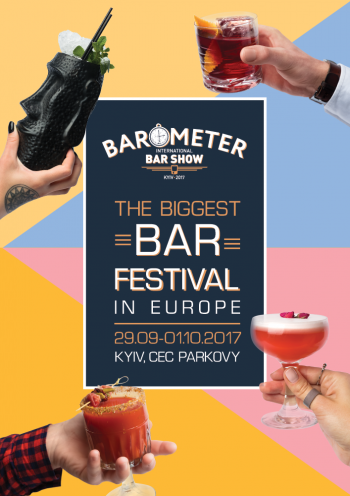Barometr. International Bar Show 2017