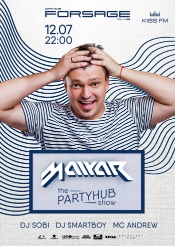 PartyHub show в «Forsage»