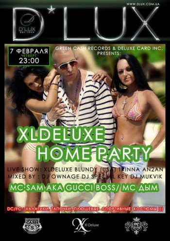 XlDeluxe Home Party