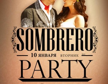 Sombrero Party «Bionica»