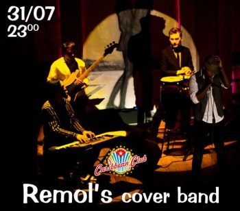 «Remol's Cover band» в «Caribbean Club»