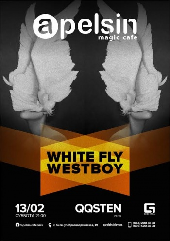 «Saturday Night» в «Apelsin magic cafe»